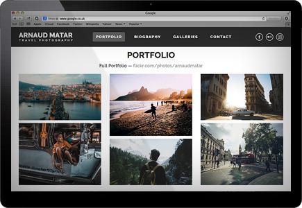 Arnaud Matar Screenshot